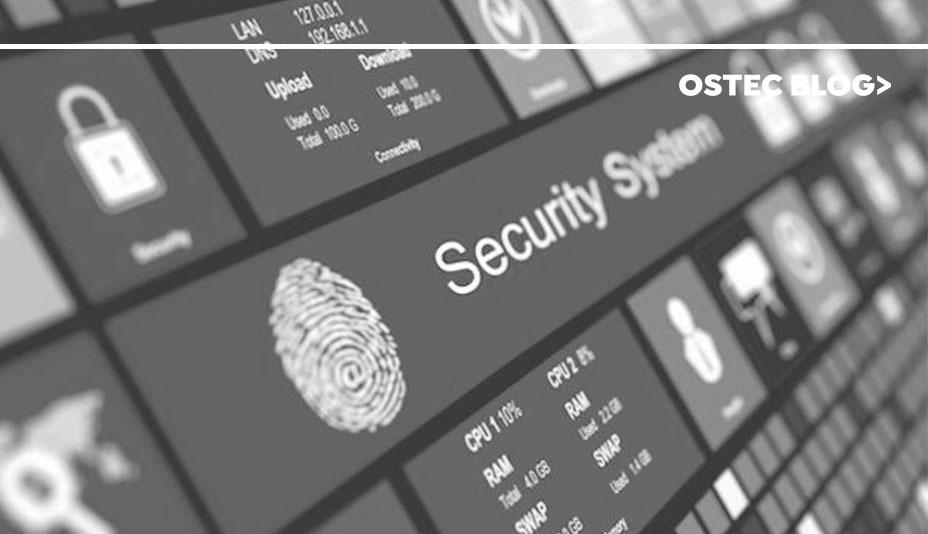Captura de tela onde se pode ler security system