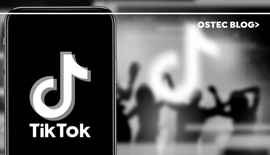 Aplicativo do TikTok