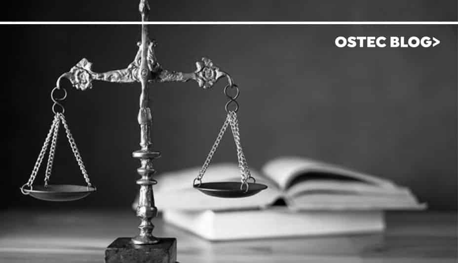Balança jurídica, representando a MP 959