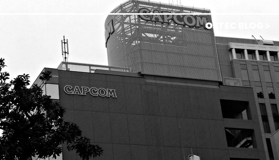fachada empresa capcom