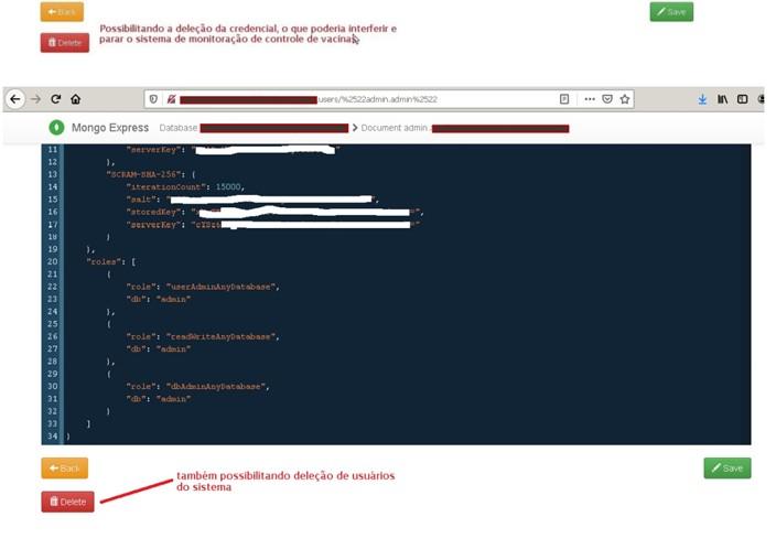 Captura de tela e-mail hacker