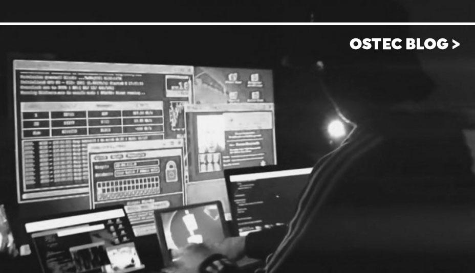 Ransomware babuk agindo nas telas de computadores