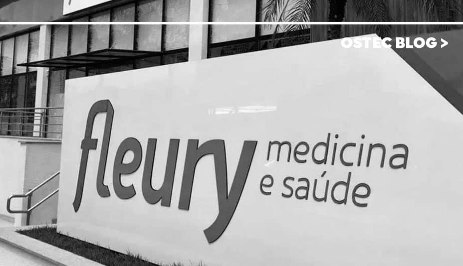 Fachada empresa grupo Fleury