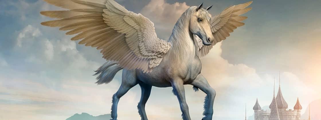 Cavalo pegasus