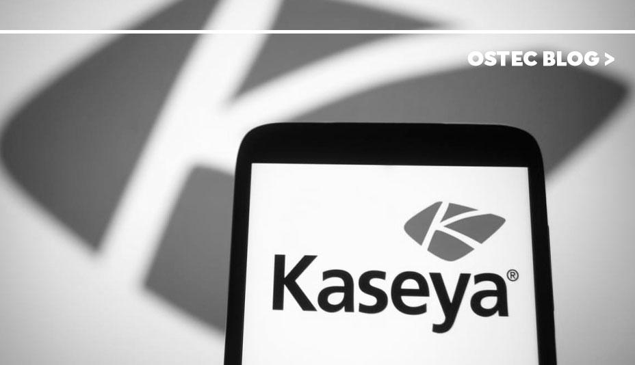Logo Kaseya em celular