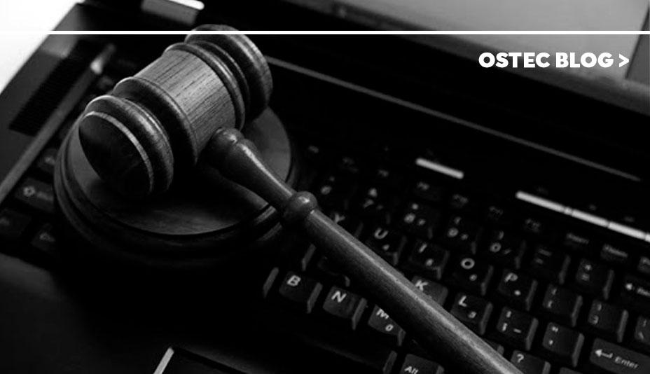 martelo juiz, sobre teclado