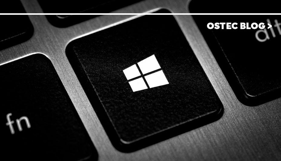 tecla de computador com a logo do Windows