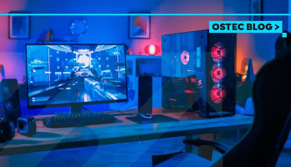 espaço gamer