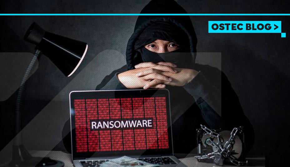homem capuz ransomware